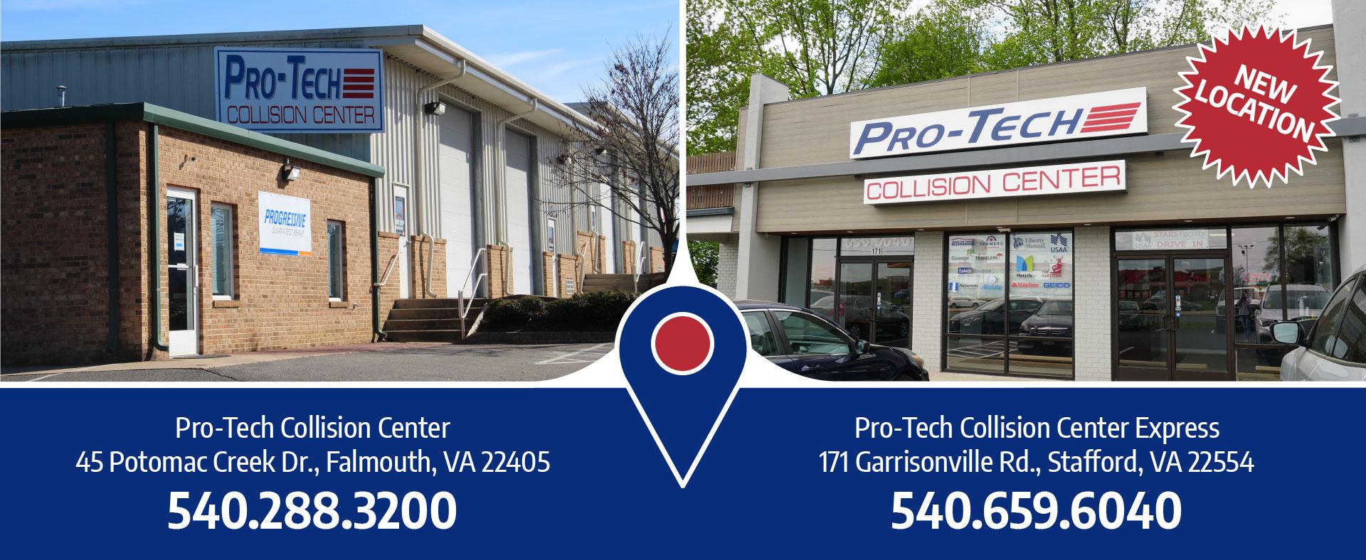 Pro Tech Auto >> Pro Tech Collision Home